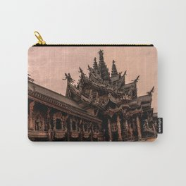The Sanctuary of Truth Carry-All Pouch