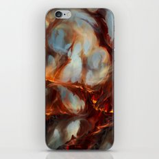 Bloodstained Mire iPhone & iPod Skin