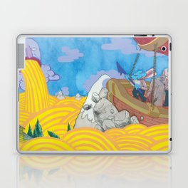Chasing the Godhead Laptop & iPad Skin