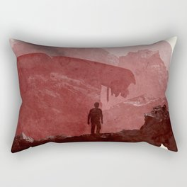 Uncharted 2 Rectangular Pillow