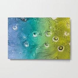 water movement Metal Print