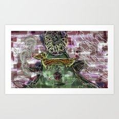 08 Art Print