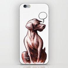 Talking Dogs iPhone & iPod Skin