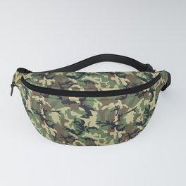 Woodlad Camouflage Fanny Pack