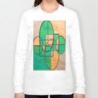 equality Long Sleeve T-shirts featuring Sublime Equality by Robin Curtiss
