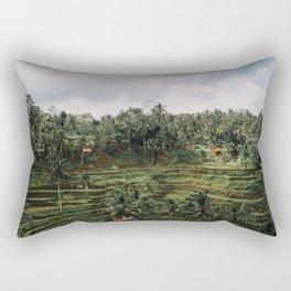 Bali Tegalalang II , Indonesia Rectangular Pillow