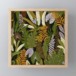 Rain Forest Framed Mini Art Print