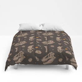 Fossils Comforters