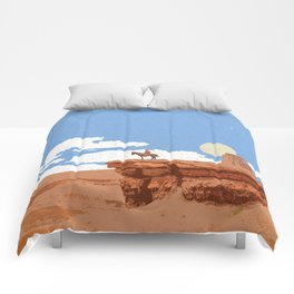 OUT WEST Comforters