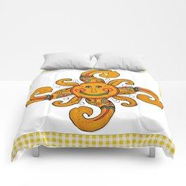 Hello Sunshine Comforters
