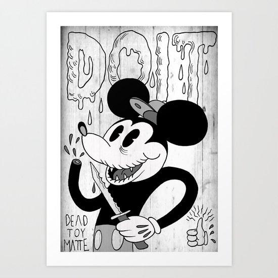 DO IT Art Print