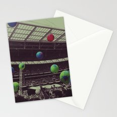 Coldplay at Wembley Stationery Cards