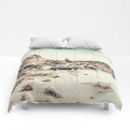 Joshua Tree Desert Van Comforters