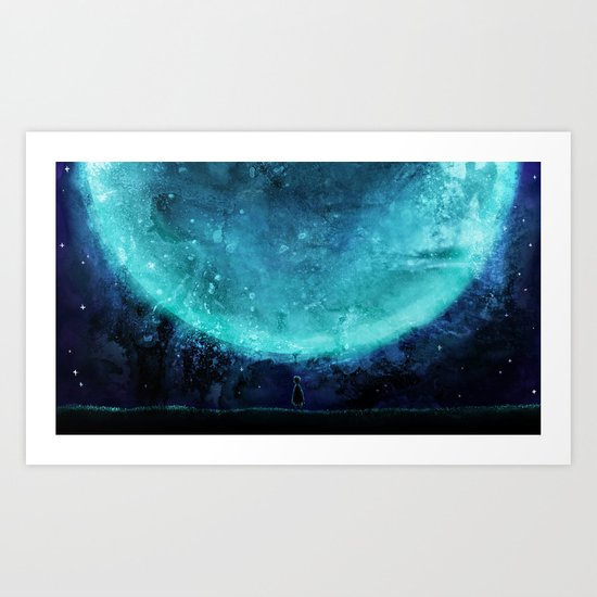 Sky of Wonder Art Print