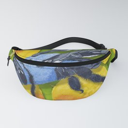 Carpenter Bee Fanny Pack