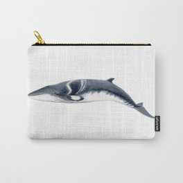 Baby Minke whale Carry-All Pouch