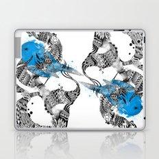 Tweet Your Art. Laptop & iPad Skin