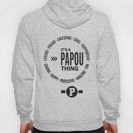 Papou Thing Hoody