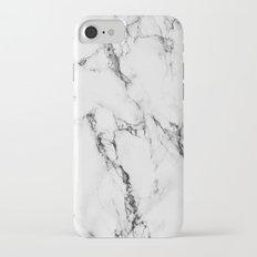 Marble #texture iPhone 7 Slim Case