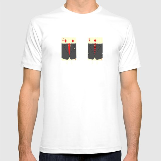 Suited Cards T-shirt