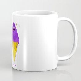 PURPLE ICEA CREAM Coffee Mug