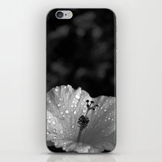 It rained on me and that is FINE  iPhone & iPod Skin