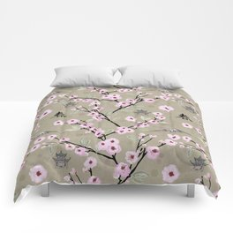 Japanese Spring Comforters