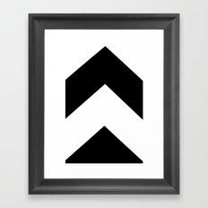 B/N Framed Art Print