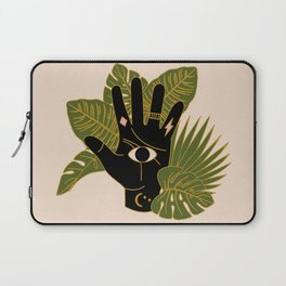 Mystic Hand Laptop Sleeve