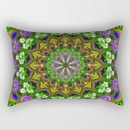 Mandala - Daily Focus 2.23.2018 Rectangular Pillow