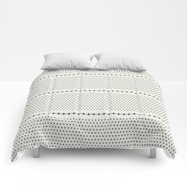 Small but impactful Comforters