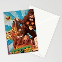Milwaukee vs. the Super Ape Stationery Cards