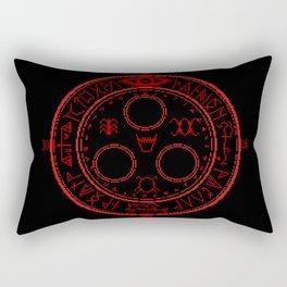 Halo of the Sun Rectangular Pillow