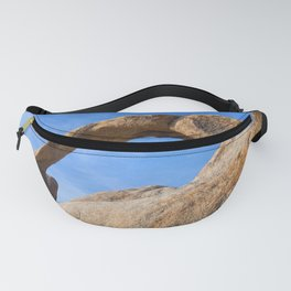 Natural Arch Fanny Pack