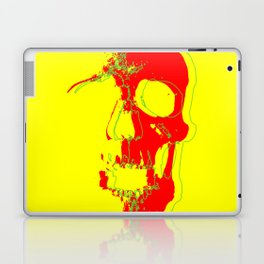 Skull - Red Laptop & iPad Skin