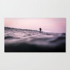 Jeff 1 Canvas Print