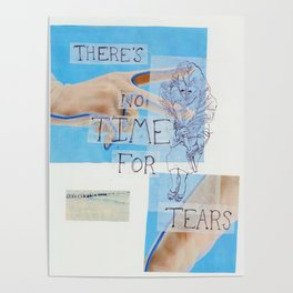 no time for tears Poster