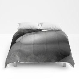 Perfect Naked Woman Comforters