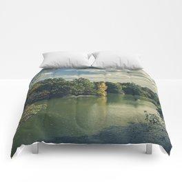 Central Park beauty Comforters
