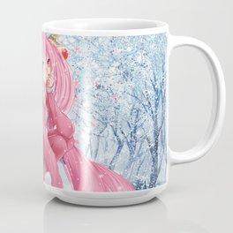 Sakura Hatsune Miku Coffee Mug