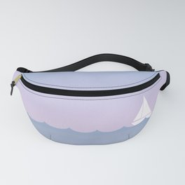 The ocean Fanny Pack