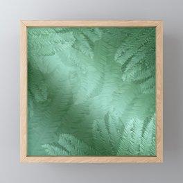 Kaitoke Green Everglade Framed Mini Art Print