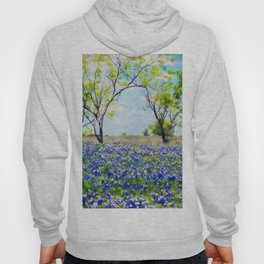 Bluebonnet Texas Hoody