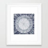 pulp Framed Art Prints featuring Pulp  by Anchobee