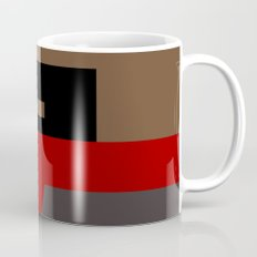 Captain Sisko - Minimalist Star Trek DS9 Deep Space Nine - Trektangle - Trektangles startrek Mug