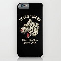 Seven Tigers iPhone 6s Slim Case