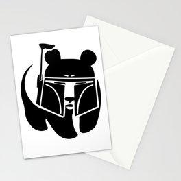 Pandalorian Stationery Cards