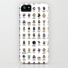 Butch McLogic's 8-Bit Guide to Gay Labels Slim Case iPhone (5, 5s)