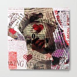 Youdane 3 Metal Print