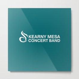 KMCB Kearny Mesa Concert Band Metal Print
